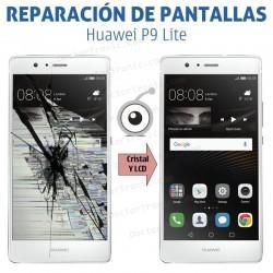 Cambio pantalla Huawei P9 Lite VNS-L31