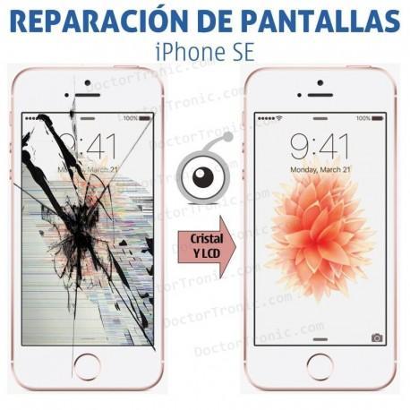 Reparación Pantalla iPhone SE