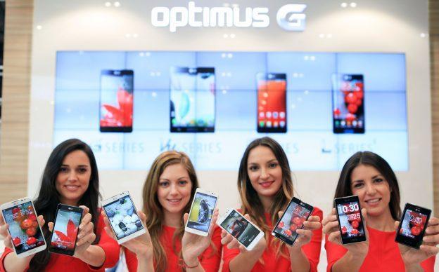 Últimos modelos de móviles presentados en el MWC de Barcelona