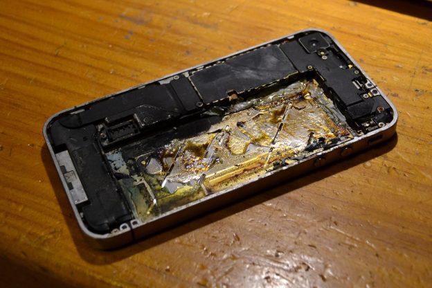 Baterías falsas y sus principales peligros