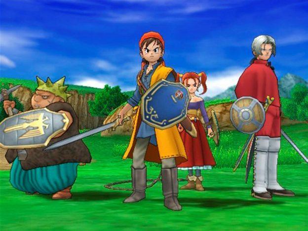 Dragon Quest X será gratis para Nintendo Switch si lo tienes en Wii