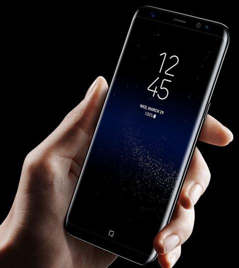 ¿Reparar la batería del Samsung Galaxy S8?