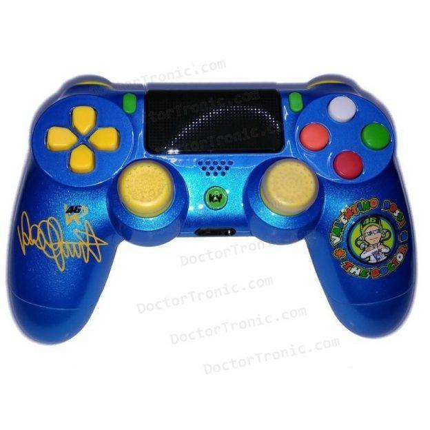 Personaliza tu mando de PlayStation4 para una inmersión total