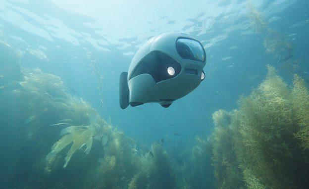 Tres increíbles y revolucionarios drones acuáticos