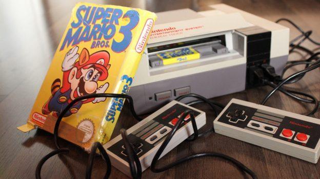 Evolución de los videojuegos hasta los 80