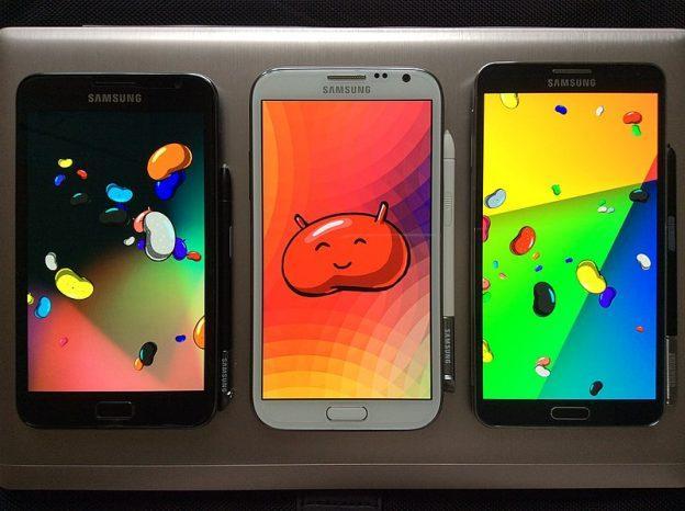 Los mejores móviles de gran tamaño