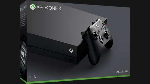 Xbox One X, características y ventajas