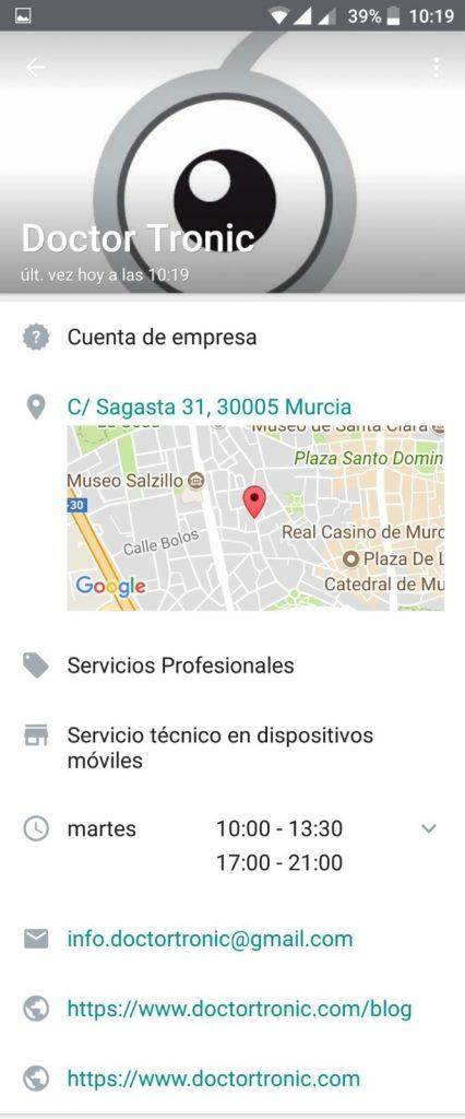 WhatsApp Business, ya disponible en DoctorTronic