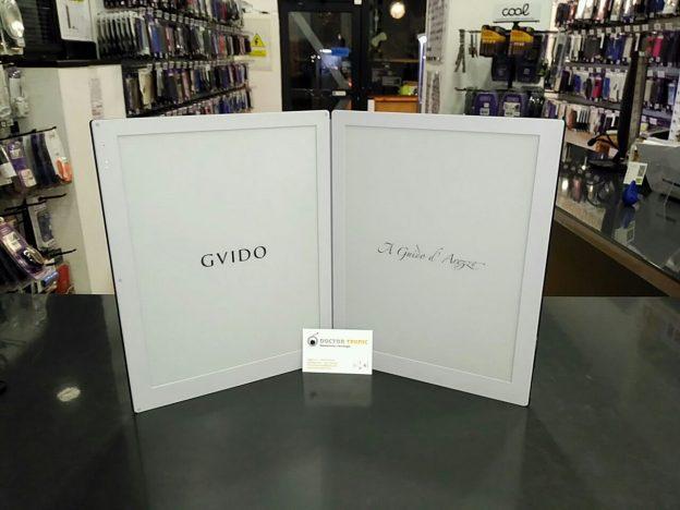 GVIDO, el primer dispositivo para partituras musicales
