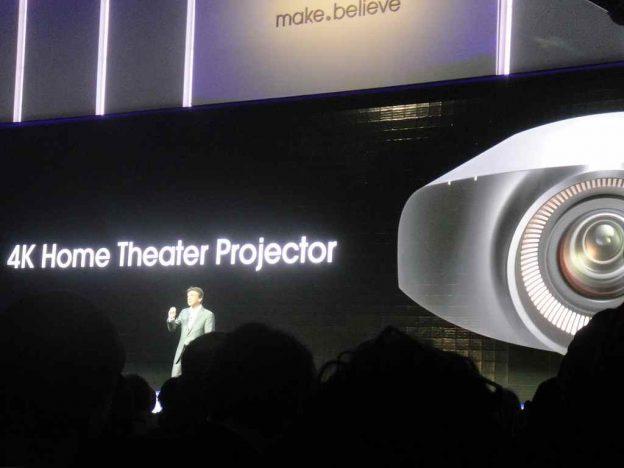 Descubre los nuevos proyectores 4K