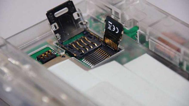 Fusionar la tarjeta SIM y microSD a la espera de la eSIM