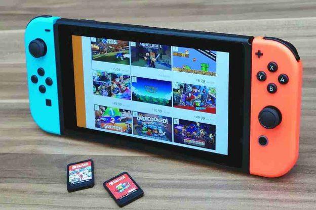 Revelado el misterio del control de Nintendo Switch