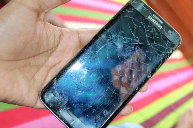 Reparar la pantalla de un teléfono móvil: consejos y consideraciones
