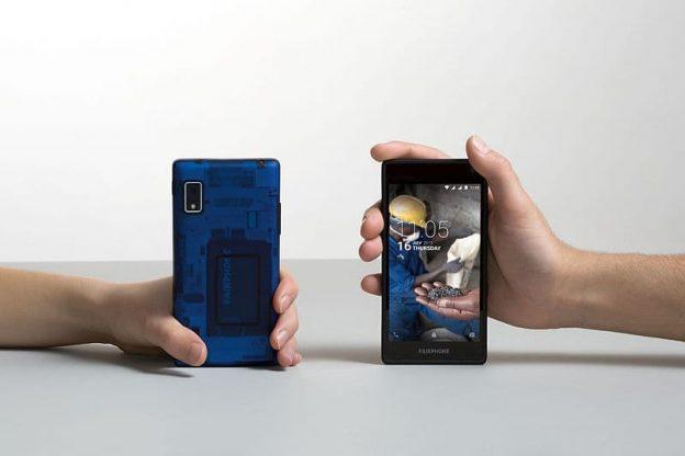 Los smartphones más respetuosos con el medioambiente