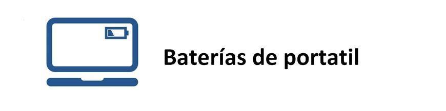 Baterías de portatil