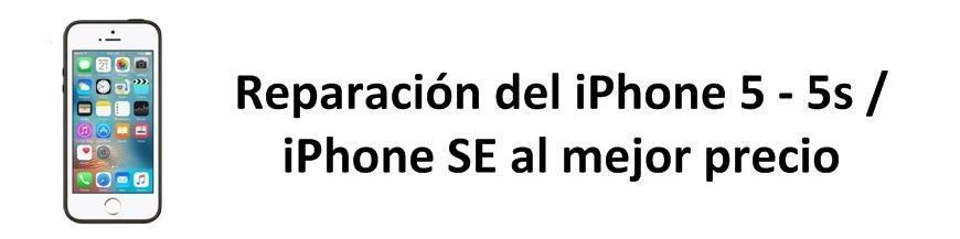 iPhone 5 - 5s / iPhone SE