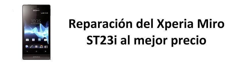 Xperia Miro ST23i