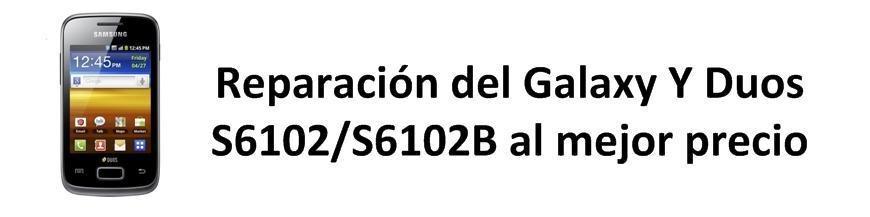 Galaxy Y Duos S6102/S6102B