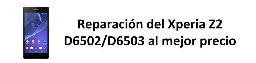 Xperia Z2 D6502/D6503