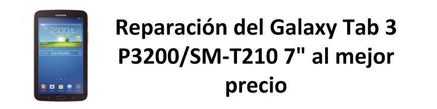 "Galaxy Tab 3 P3200/SM-T210 7"""