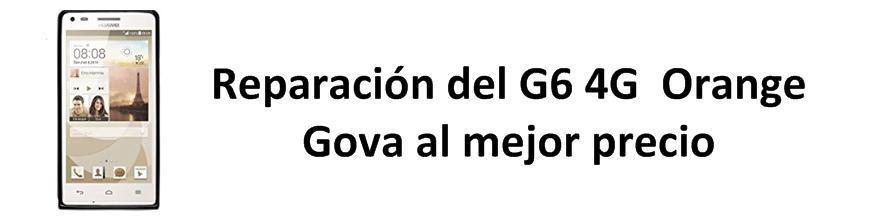 G6 4G - Orange Gova