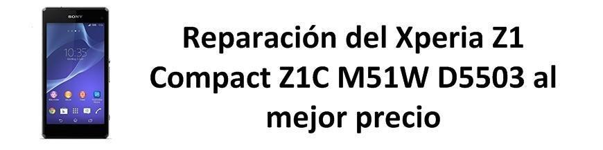 Xperia Z1 Compact Z1C M51W D5503