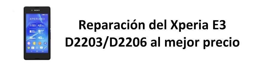 Xperia E3 D2203/D2206