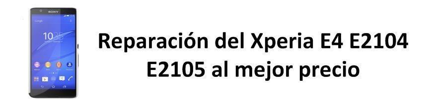 Xperia E4 E2104 E2105