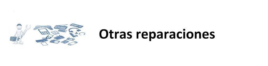Otras reparaciones