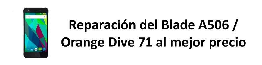Blade A506 / Orange Dive 71