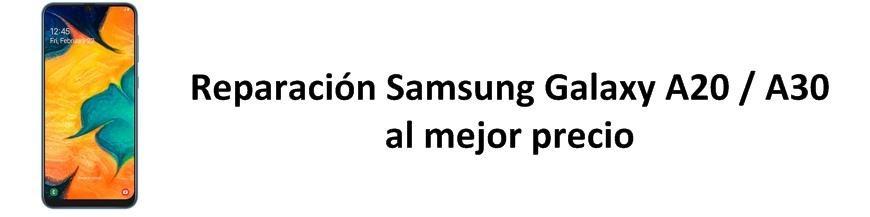 Galaxy A20 / A30