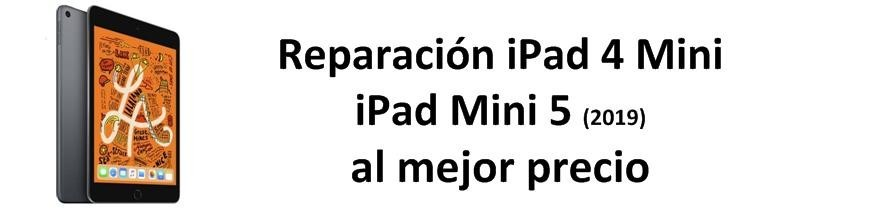 iPad 4 Mini / iPad Mini 5 (2019)