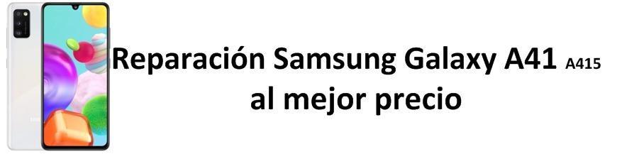 Galaxy A41 A415