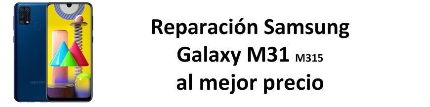 Galaxy M31 M315